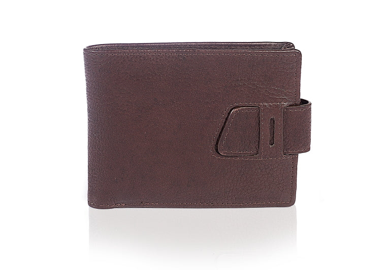 Leather Bootstrap Wallet - The Leather Boutique
