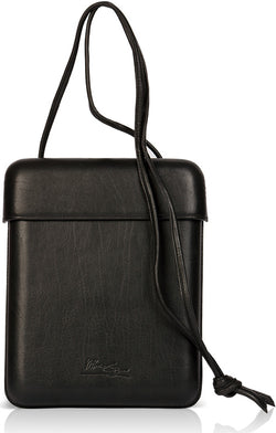 Leather Moulded Ipad Sling - TLB - The Leather Boutique