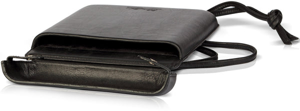 Leather Moulded Ipad Sling - The Leather Boutique
