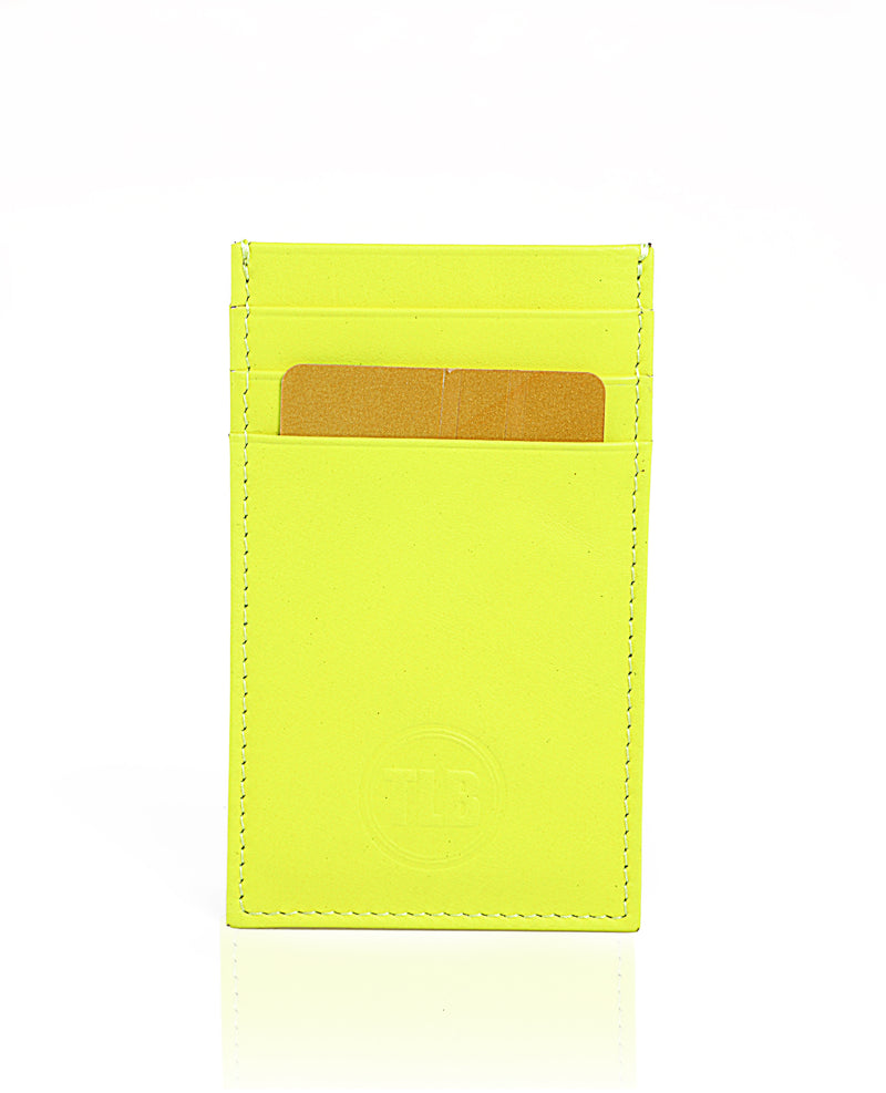 Nifty Card Sleeve - The Leather Boutique