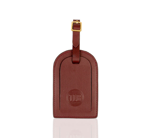 Luggage Flier Tag - TLB - The Leather Boutique