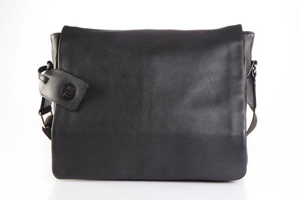 Butter Leather Messenger - TLB - The Leather Boutique