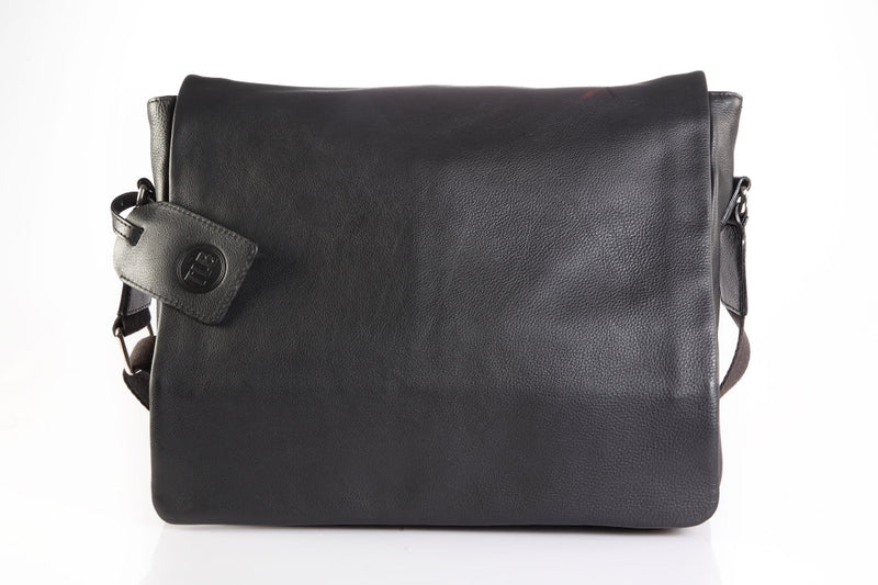 Butter Leather Messenger - The Leather Boutique