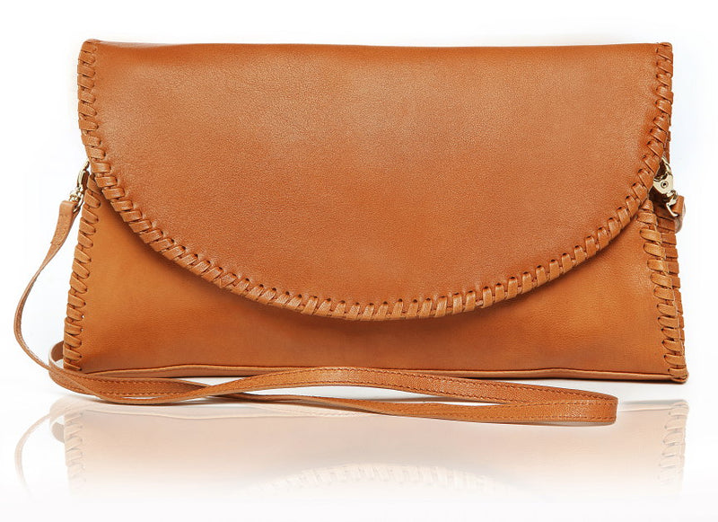 Classic Leather Flap - The Leather Boutique