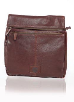 Tudor Leather Messenger Bag - TLB - The Leather Boutique