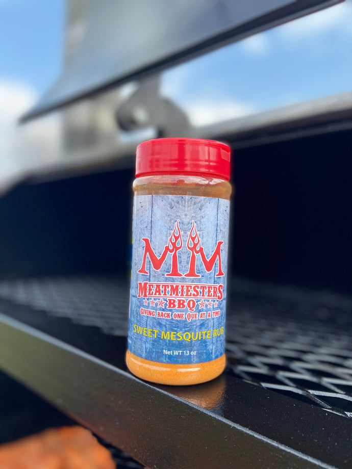 Meatmiester Sweet Mesquite Rub