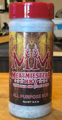 Meatmiester All Purpose Rub