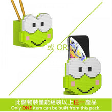 Load image into Gallery viewer, Keroppi Desk Storage Pack 01S