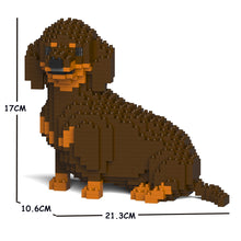 Load image into Gallery viewer, Dachshund 05S-M02 / 05C-M02
