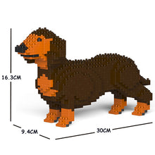 Load image into Gallery viewer, Dachshund 01S-M02 / 01C-M02