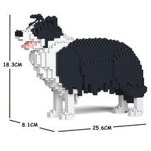 Load image into Gallery viewer, Border Collie 01S-M01 / 01S-M01