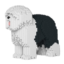 Load image into Gallery viewer, Old English Sheepdog 01S-M01 / 01C-M01
