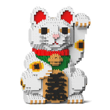 Load image into Gallery viewer, JEKCA Fortune Cat Maneki Neko 01S-M01 / 01C-M01 / 01H-M01
