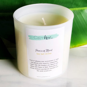 Peace of Mind Candle