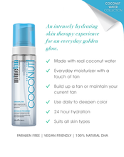 COCONUT GRADUAL TAN