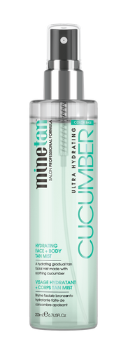 Cucumber Hydrating Face & Body Tan Mist