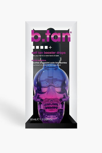 dark excess tan booster drops