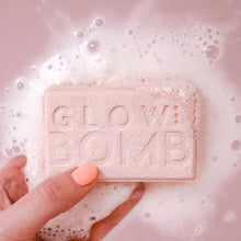 GlowBomb - Fake Tan Removing BATH BOMB