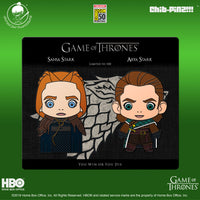 Sansa & Arya Pin Set