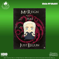 33 Chib-Prints: My Reign Has Just Begun