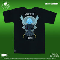 Winter is Here 2.0 - Black