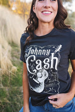 Johnny Cash Tee - Copper Sky Boutique