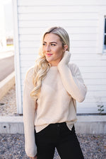 Olivia Sweater - Copper Sky Boutique