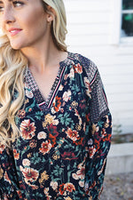 Chayce Floral Top