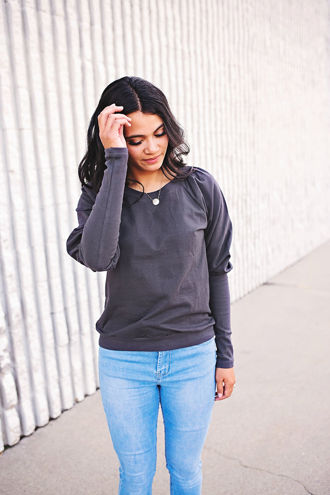 Jenna Sweatshirt - Copper Sky Boutique
