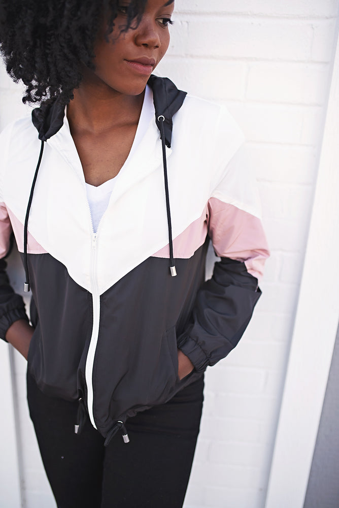 Hudson Track Jacket - Copper Sky Boutique