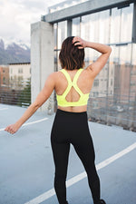 Tara Neon Sports Bra - Copper Sky Boutique