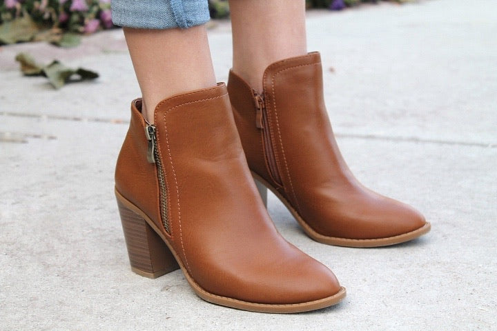 Kay Ankle Booties