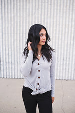 Samantha Knit Top - Copper Sky Boutique