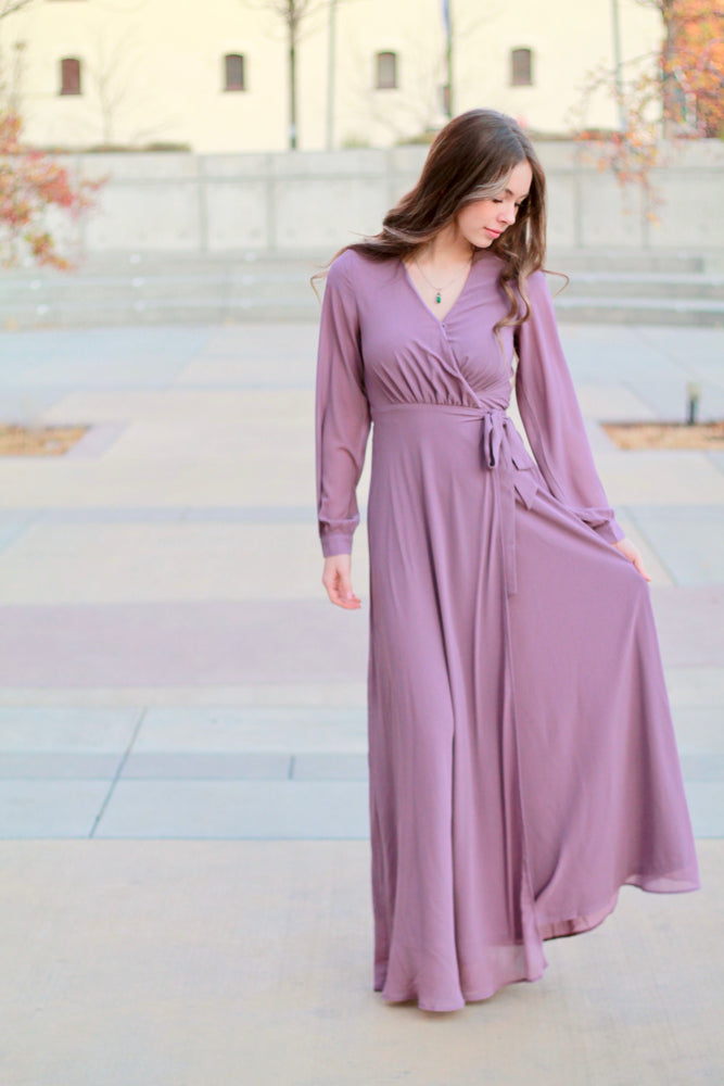 Daniella Wrap Dress