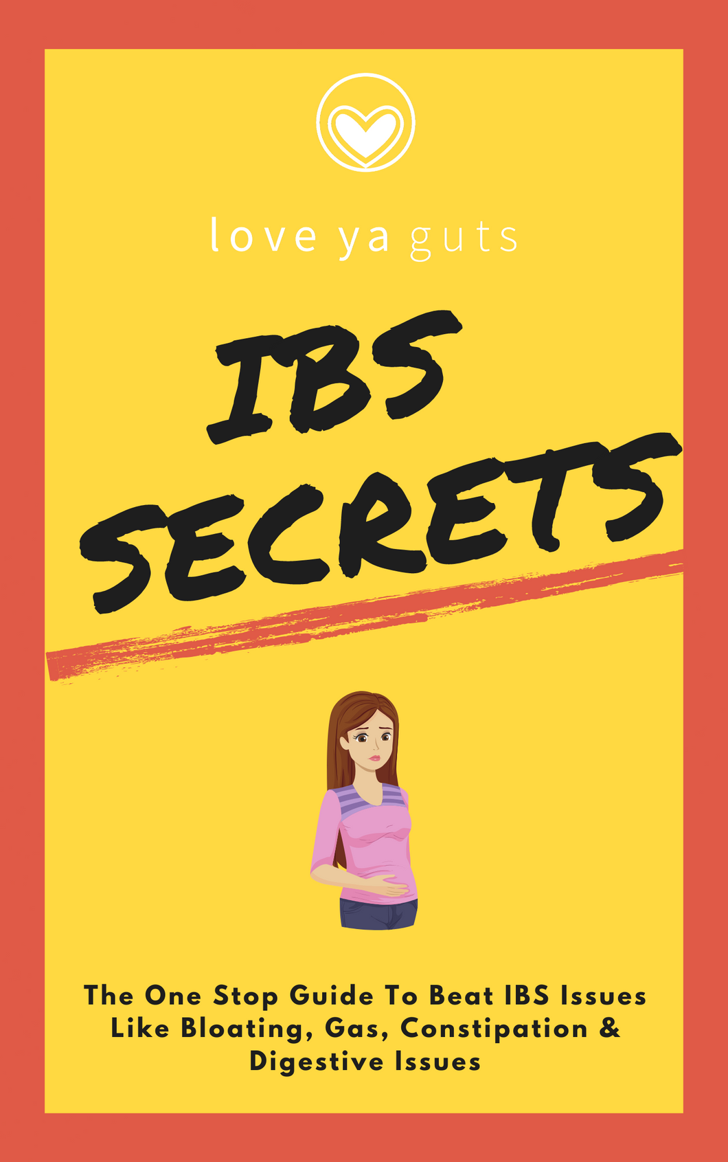 IBS Secrets Ebook