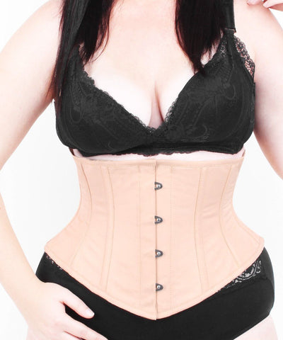 Waist Trainer Plus Size Cotton Waspie Corset