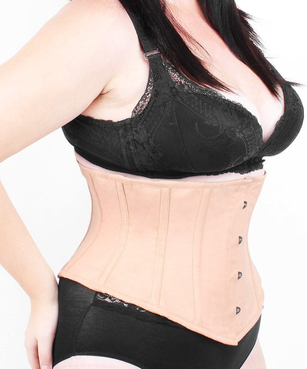 Waist Trainer Cotton Waspie Corset