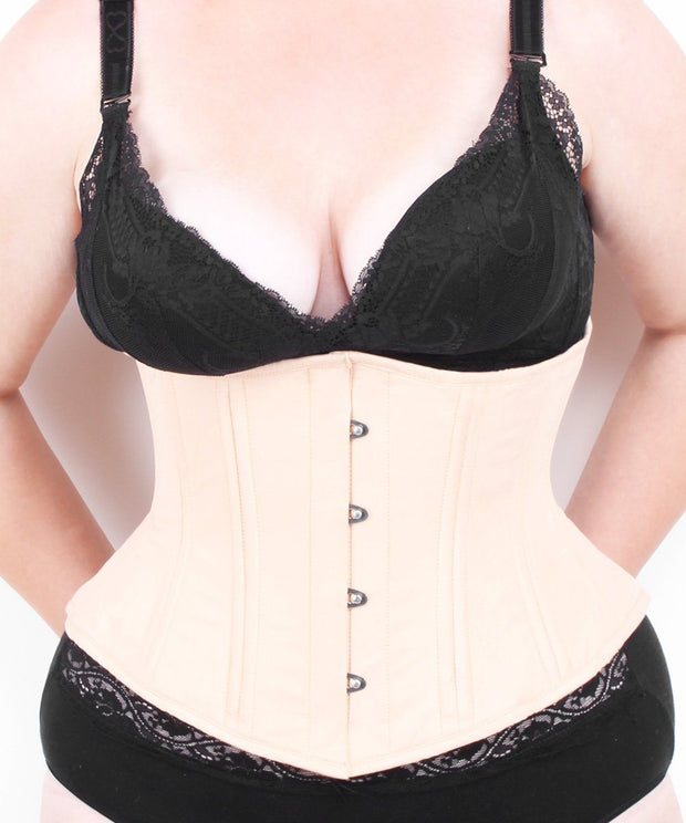 Plus Size Waist Trainer Cotton Standard Corset