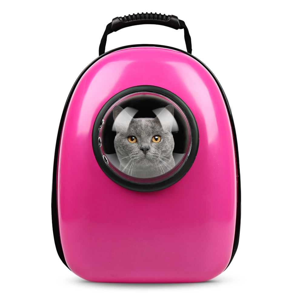 Pet Carrier Backpack Travel Breathable Bag for Dogs Cats