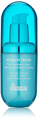 Dr. Brandt Skincare Skin Care Oxygen Facial Flash Recovery Mask, 1.4 oz