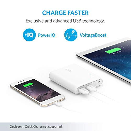 Anker Dual-Charger Power Bank