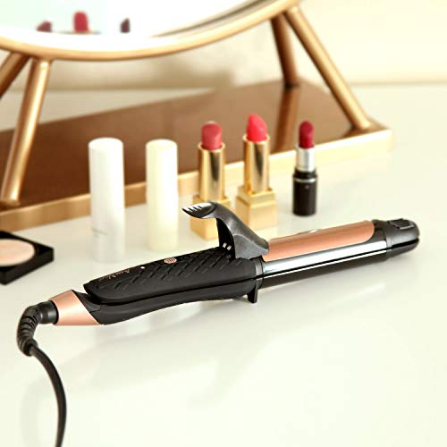 Dual Travel Straightener and Curler
