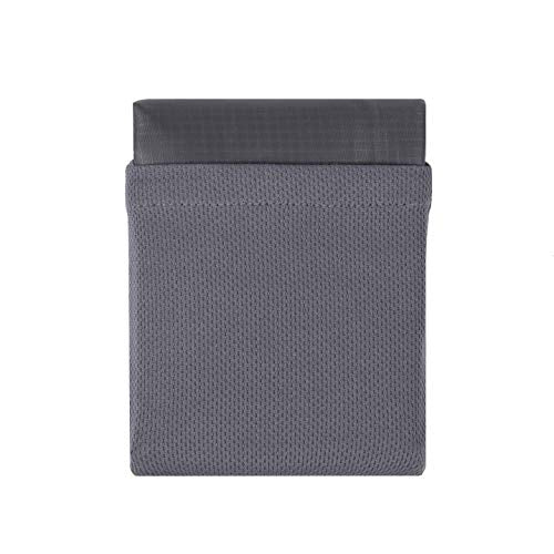 Travelon Packable Travel Mat, Charcoal