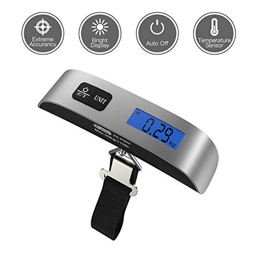 LCD Display Luggage Scale
