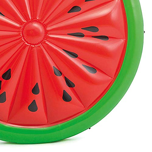 Intex Watermelon, Inflatable Island, 72