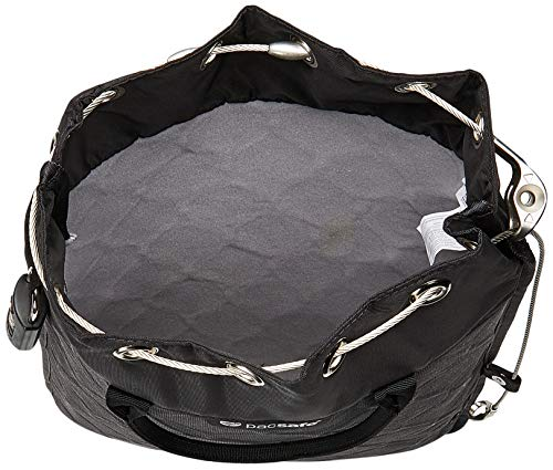 Pacsafe Travelsafe GII 12 Liter Portable Safe (Charcoal)