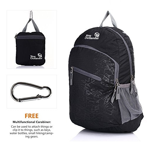 Outlander Packable Lightweight Travel Backpack