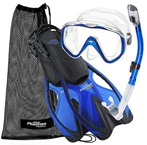 Phantom Aquatics Snorkel Set