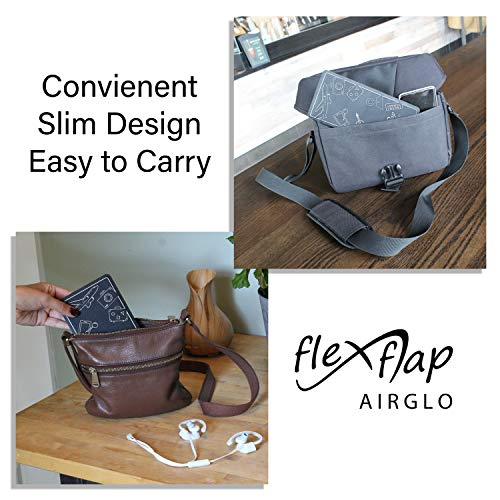 Flex Flap Airplane Cell Phone Stand & Tablet Stand