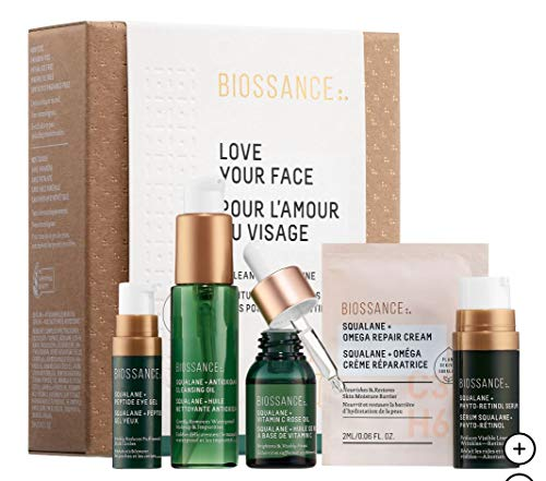 Biossance Love Your Face Kit